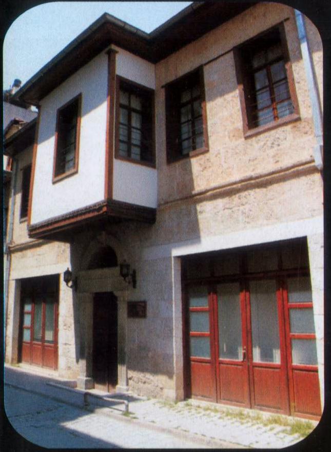 Mustafa Erim Mersin Kent Tarihi Müzesi